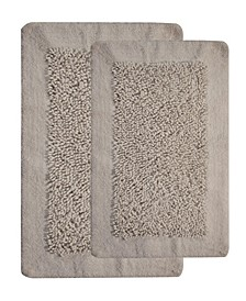 Lima Non-Skid Cotton and Chenille Bath Rug Collection