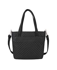 Anti-Theft Boho Tote