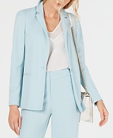 I.N.C. Petite Monochrome Blazer, Created for Macy's