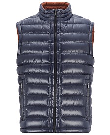 BOSS Men's Donter Regular-Fit Gilet