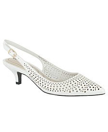 Enchant Slingback Pumps