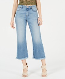 GUESS Jessica Cropped Jeans