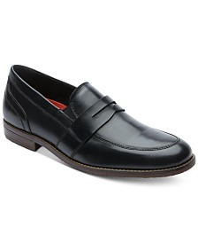 Rockport Men's SP3 Double Gore Penny Loafers