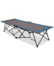 Eureka Quick Set Camp Cot from Eastern Mountain Sports