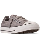 0103081a019b Converse Women s Chuck Taylor Shoreline Slip Casual Sneakers from Finish  Line