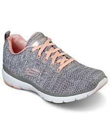Skechers Women's Flex Appeal 3.0 - High Tides Walking Sneakers from Finish Line