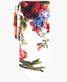 Original Penguin Men's Bellatoni Floral Skinny Tie