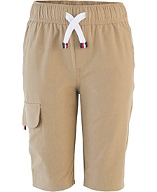 Big Boys Pull-On Jogger Cargo Shorts