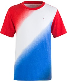 Tommy Hilfiger Little Boys Dyed T-Shirt