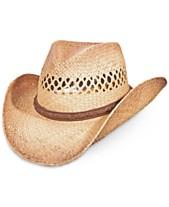 aa30d7266c2e1 cowboy hat - Shop for and Buy cowboy hat Online - Macy s