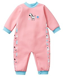 Splash About Baby and Toddler Warm in One Wetsuit Nina's Ark 12-24 Months