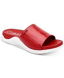 Calvin Klein Women's Ubi Sandals