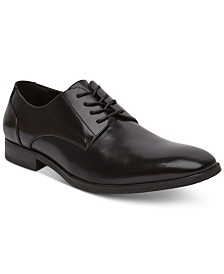 Unlisted by Kenneth Cole Men's Dinner Lace-Ups Shoes