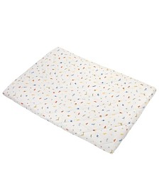 Carter's 100% Cotton Playard Sheet - Animal Print