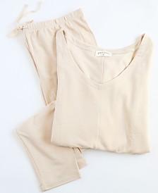 Delilah Long Sleeve Loungewear Set