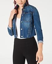 70f0ff7d374 Denim Jackets for Women - Macy s