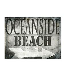 """lightbox Journal 'Surfside Oceanside' Canvas Art - 19"""" x 14"""" x 2"""""""