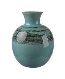 Sharp Ceramic Vase