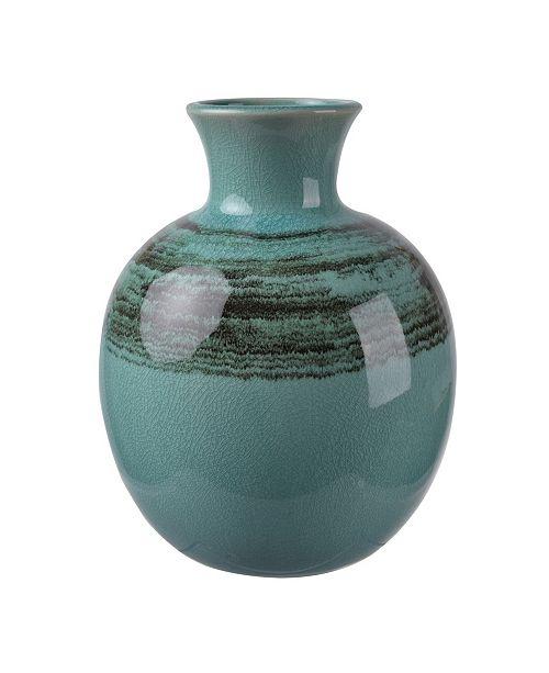 AB Home Sharp Ceramic Vase