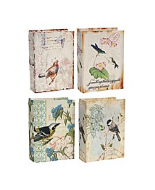 Book Boxes, Set of 4