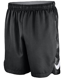 Nike Men's Miami Marlins AC Dry Emboss Shorts