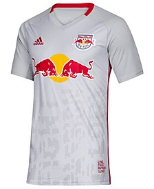 Men's New York Red Bulls Primary Replica Jersey