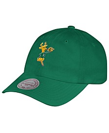 Milwaukee Bucks Hardwood Classic Basic Slouch Cap