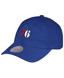 Philadelphia 76ers Hardwood Classic Basic Slouch Cap
