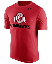 Nike Men's Ohio State Buckeyes Core Gymnastics T-Shirt