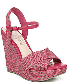 Fergie Belize Wedge Sandals