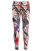 67203b5ca4c71 Ideology Little Girls Printed Leggings, Created for Macy's
