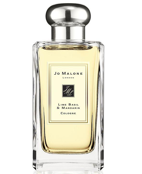 Jo Malone London Lime Basil & Mandarin Cologne, 3.4-oz.