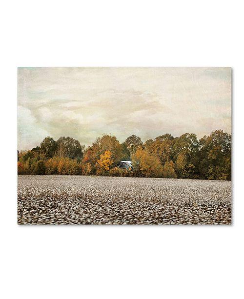 "Trademark Global Jai Johnson 'The Old Cotton Barn' Canvas Art - 24"" x 18"" x 2"""