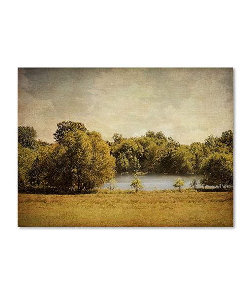 """Trademark Global Jai Johnson 'Whisper Of Morning' Canvas Art - 24"""" x 18"""" x 2"""""""