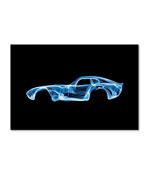 "Trademark Innovations Octavian Mielu 'Shelby Daytona' Canvas Art - 47"" x 30"" x 2"""