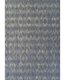 D Style Weekend Wkd6 Denim 2' x 3' Area Rug