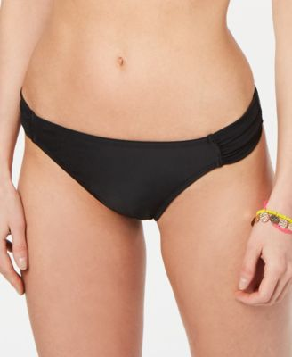 Juniors' Side-Shirred Hipster Bottoms, Created for Macy's