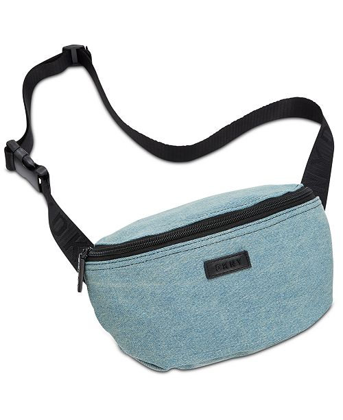 DKNY Denim Belt Bag