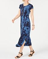 59b2677b3a4dd Style & Co Petite Tie Dye Maxi Dress, Created for Macy's