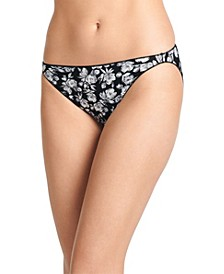 No Panty Line Promise Tactel String Bikini Underwear 1330