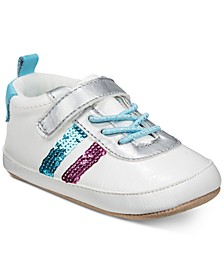 ro + me by Baby Girls Sequin Athletic Shoes
