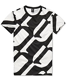 Men's Geometric T-Shirt, Created for Macy's