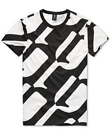 G-Star RAW Men's Geometric T-Shirt, Created for Macy's