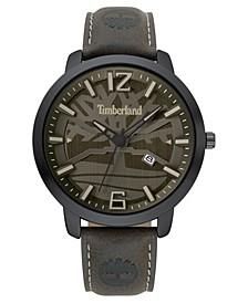 Men's Clarksville Dark Brown/Black/Gray Watch