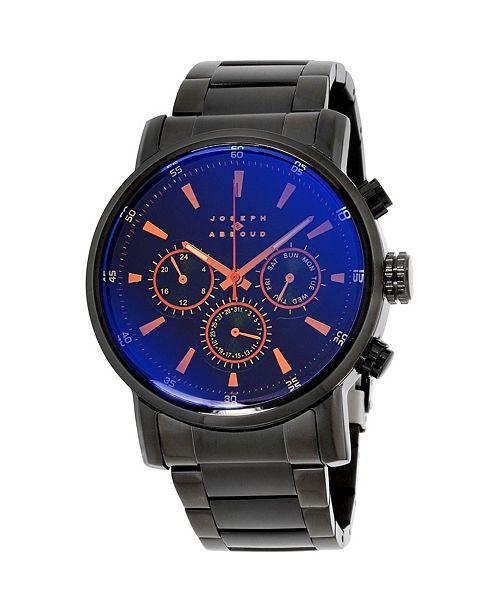 Joseph Abboud Men's Analog Stainless Steel Watch