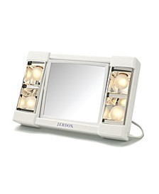 The J1010 3X-1X Lighted Makeup Mirror