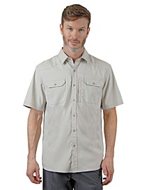 3 Button Pocket Adventure Shirt