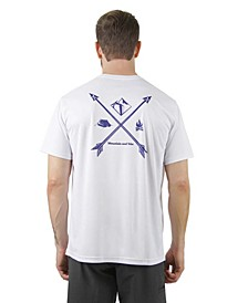 Sun Protection Short Sleeve X Arrow T-Shirt