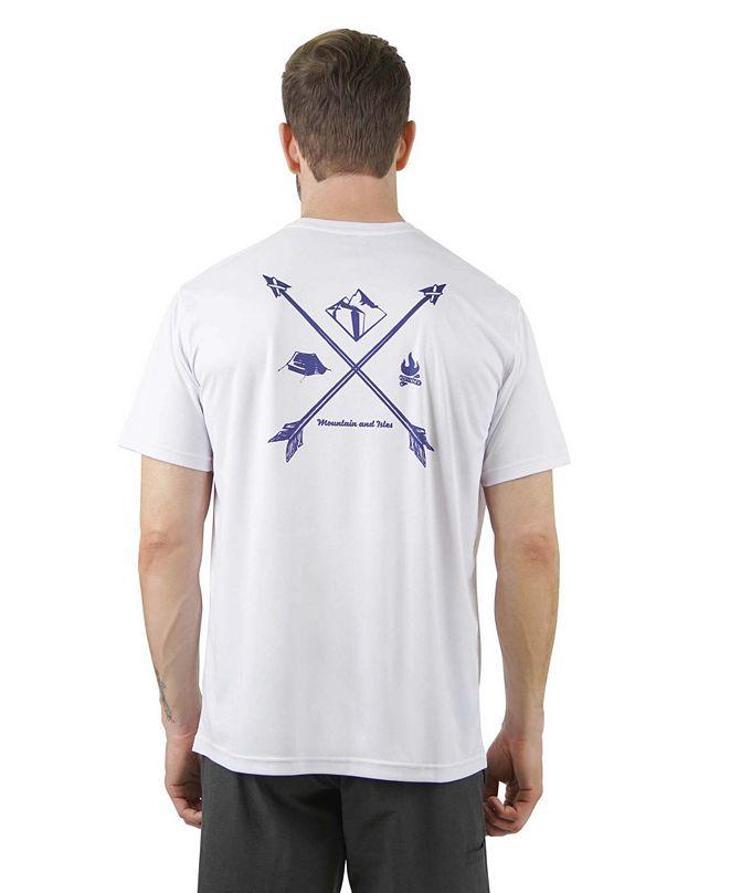 Mountain And Isles Sun Protection Short Sleeve X Arrow T-Shirt