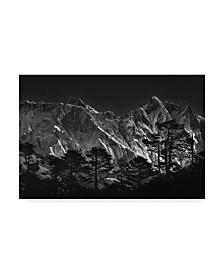 "Sorin Tanase 'Everest View' Canvas Art - 19"" x 2"" x 12"""